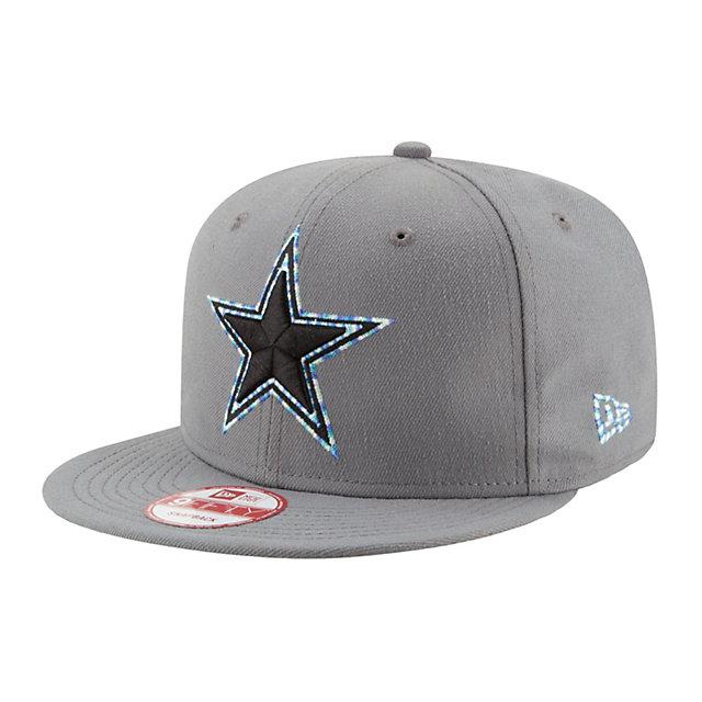 Dallas Cowboys New Era Logo Craze Fitted 59Fifty Cap