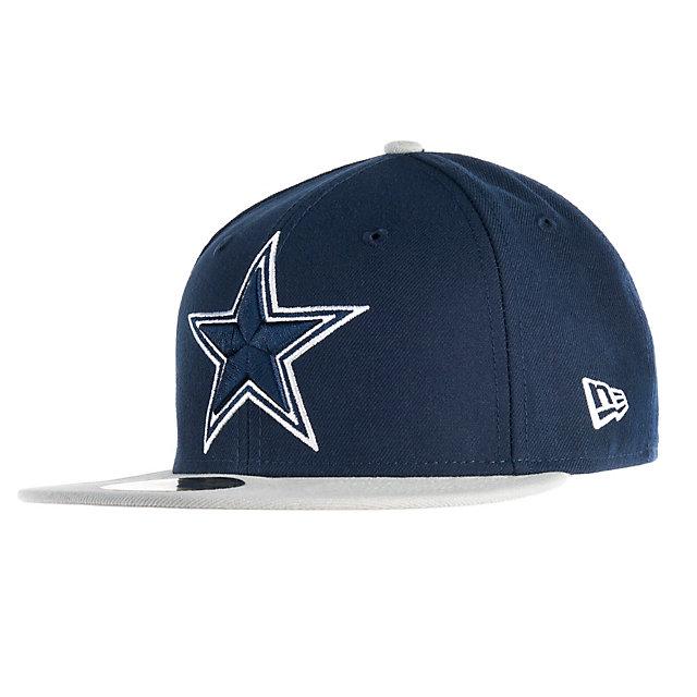 Dallas Cowboys New Era Country Colors Redux 59Fifty Cap