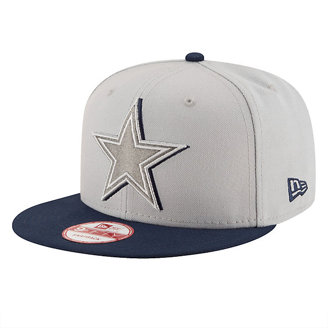 Dallas Cowboys New Era Shadow Slice 2 9Fifty Cap