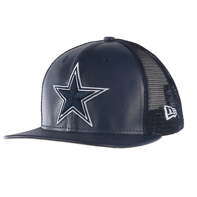 Dallas Cowboys New Era Team Sleek Trucker 9Fifty Cap