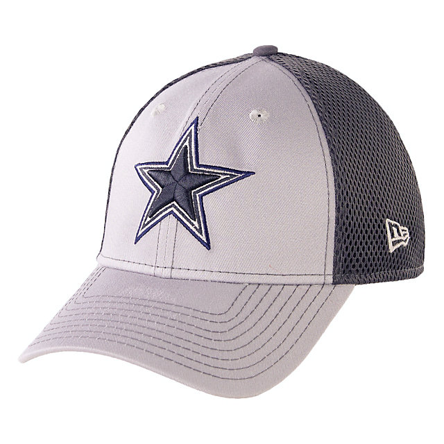 Dallas Cowboys New Era Greyed Out Neo 2 39Thirty Cap