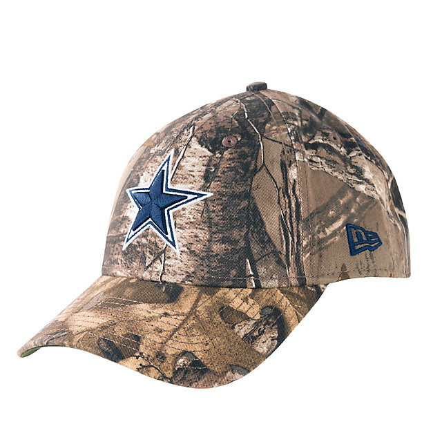 Dallas Cowboys New Era The League 9Forty Cap