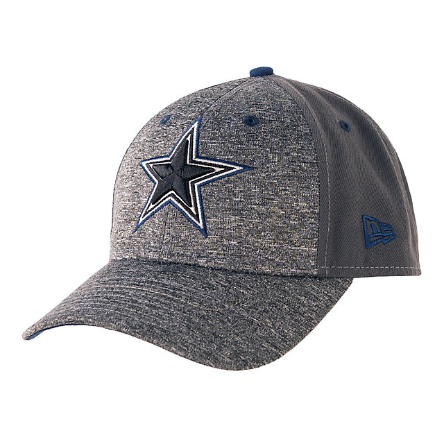 Dallas Cowboys New Era The League Heather 9Thirty Cap