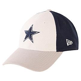 Dallas Cowboys New Era Performance Block 2 9Fifty Cap