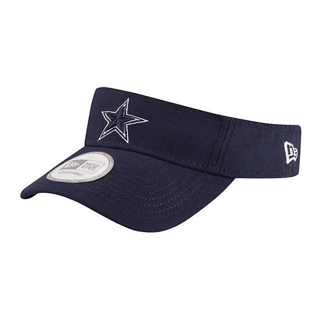 Dallas Cowboys New Era Dugout Redux Visor