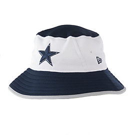 Dallas Cowboys New Era Team Zone Bucket Hat