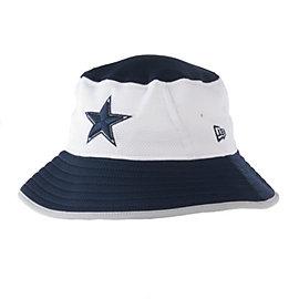 Dallas Cowboys New Era Team Zone Bucket Hat