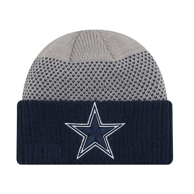 Dallas Cowboys New Era Cozy Cover Knit Hat