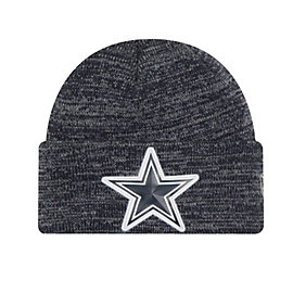 Dallas Cowboys New Era Bevel Team Knit Hat