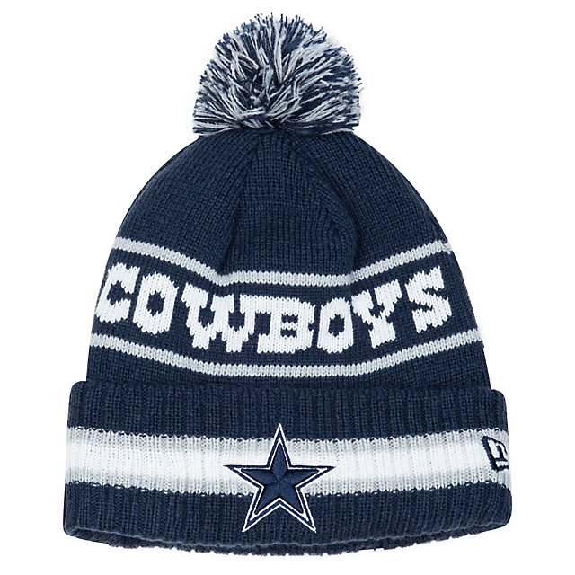 Dallas Cowboys New Era Vintage Select Knit Hat