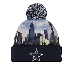 Dallas Cowboys New Era All Out Knit Hat