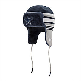 Dallas Cowboys New Era Team Factor Knit Hat