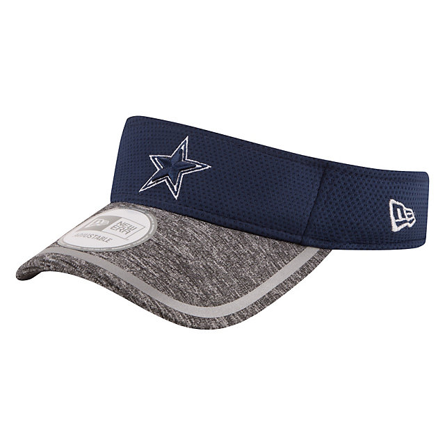 Dallas Cowboys New Era On-Field Training Visor