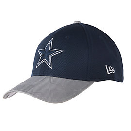 Dallas Cowboys New Era On-Field Sideline 39Thirty Cap