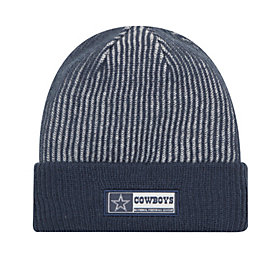 Dallas Cowboys New Era On-Field Tech Knit Hat