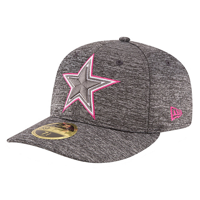 Dallas Cowboys New Era BCA Low Crown 59Fifty Cap