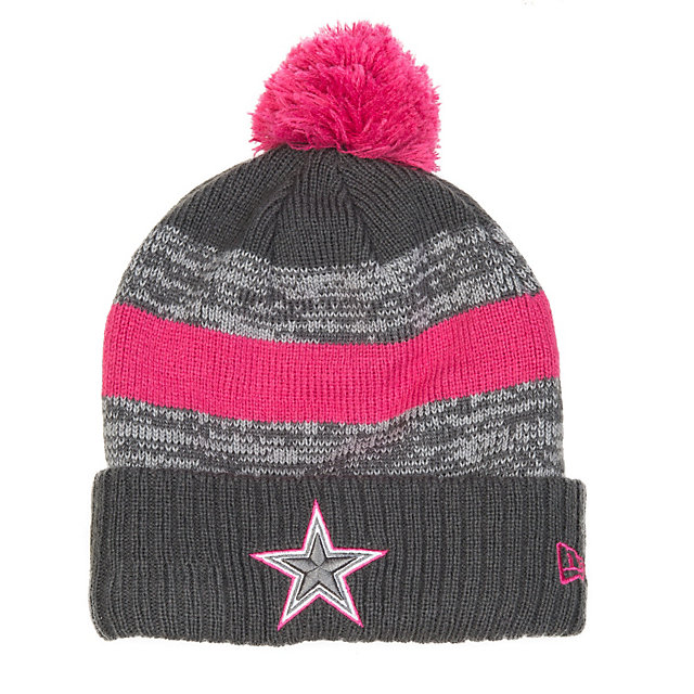 Dallas Cowboys New Era BCA Knit Hat