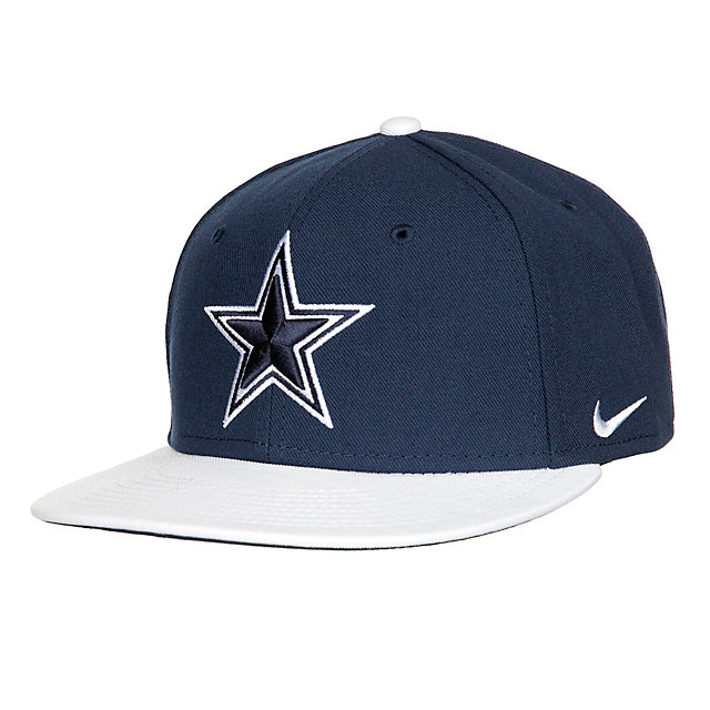 Dallas Cowboys Nike True Snapback Cap