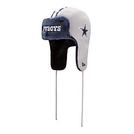 Dallas Cowboys New Era Helmet Head Knit Hat