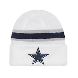 Dallas Cowboys New Era On Field Color Rush Knit Hat