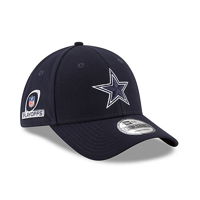 Dallas Cowboys New Era League Playoff Patch 9Forty Cap
