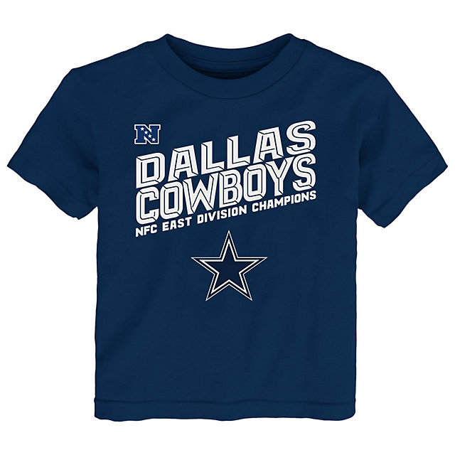 Dallas Cowboys Toddler 2016 NFC East Division Champs Tee
