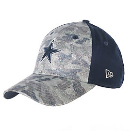 Dallas Cowboys New Era Glamo Camo 9Forty Cap
