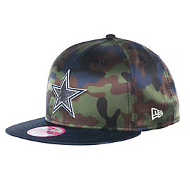 Dallas Cowboys New Era Snap Luster 9Fifty Cap
