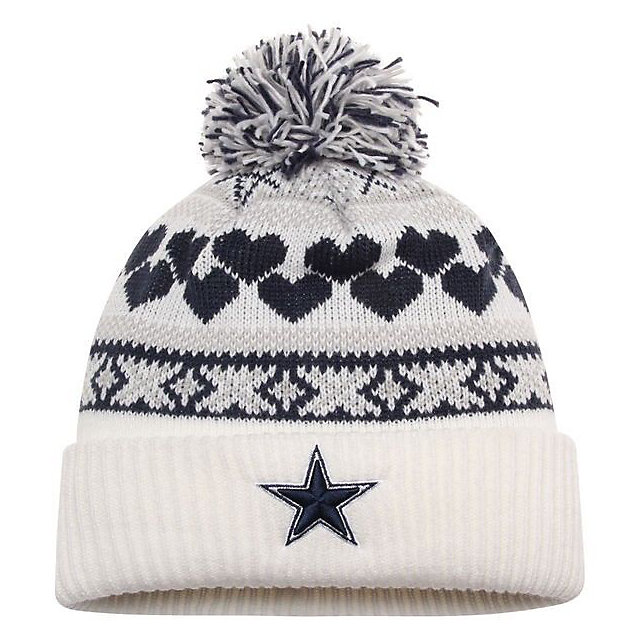 Dallas Cowboys New Era Winter Cutie Knit Hat