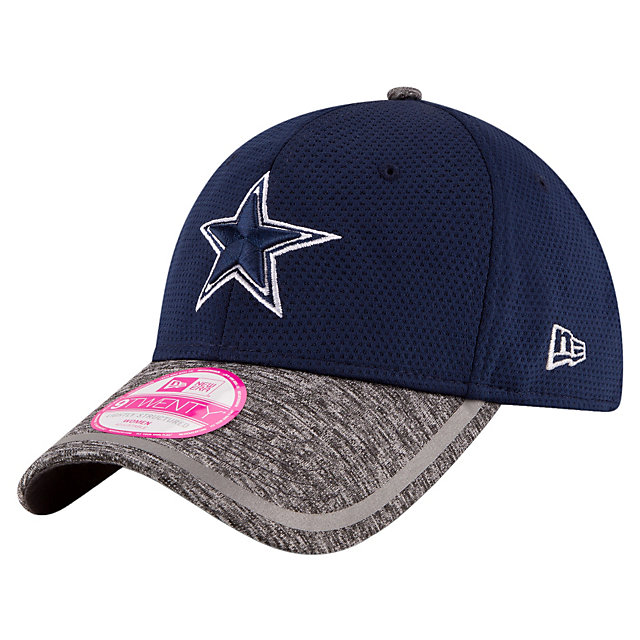 Dallas Cowboys New Era Womens On-Field Training 9Twenty Cap