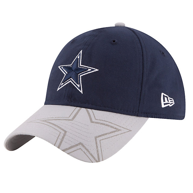 Dallas Cowboys New Era Womens On-Field Sideline 9Twenty Cap