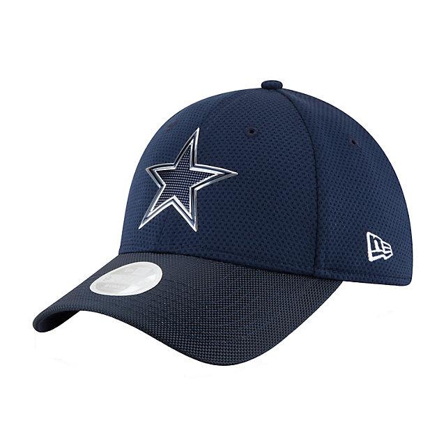 Dallas Cowboys New Era Womens On-Field Reverse 9Forty Cap