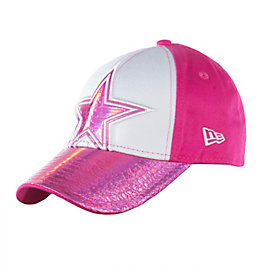 Dallas Cowboys New Era Glimmer Glitz 9Forty Cap
