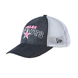 Dallas Cowboys New Era Denim Stitcher 9Twenty Cap