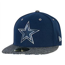 Dallas Cowboys New Era 2016 Draft Youth On Field 59Fifty Cap