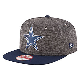 Dallas Cowboys New Era 2016 Draft Youth On Field 9Fifty Cap