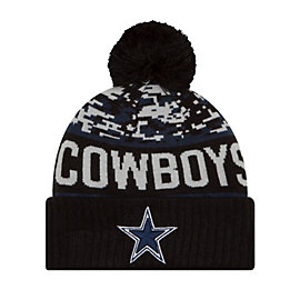 Dallas Cowboys New Era Jr Winter Freeze Knit Hat