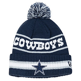 Dallas Cowboys New Era Jr Vintage Select Knit Hat