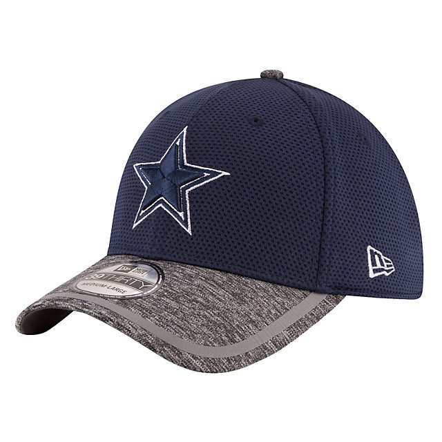 Dallas Cowboys New Era Jr On-Field Training Cap