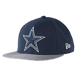 Dallas Cowboys New Era Youth On-Field Sideline 9Fifty Cap