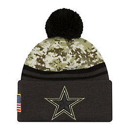 Dallas Cowboys New Era Salute to Service Youth Sport Knit Hat