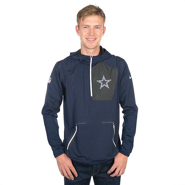 Dallas Cowboys Nike Alpha Fly Rush Jacket