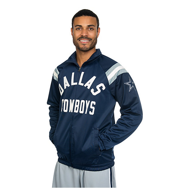 Dallas Cowboys Centerfield Track Jacket