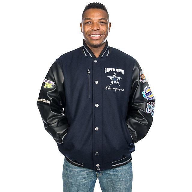 Dallas Cowboys Lineage Jacket