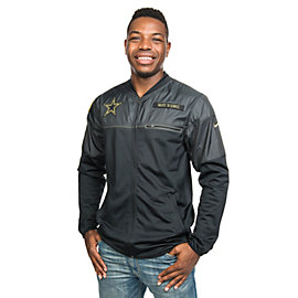 Dallas Cowboys Nike Salute to Service Hybrid Jacket