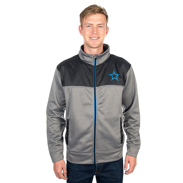 Dallas Cowboys Shock Goldsby Full-Zip Jacket