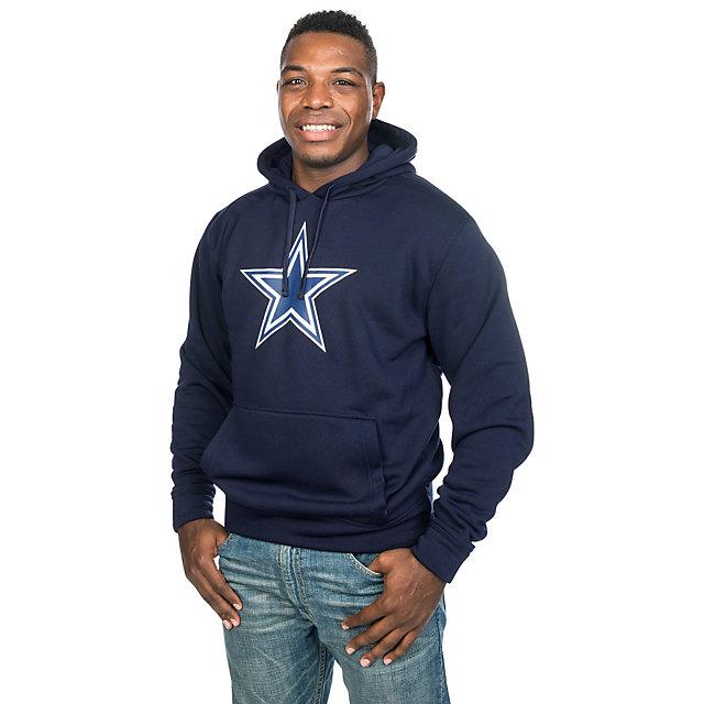Dallas Cowboys Logo Premier Performance Hoody