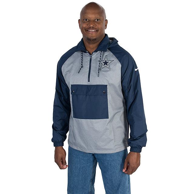 Dallas Cowboys Nike Anorak Pullover Jacket