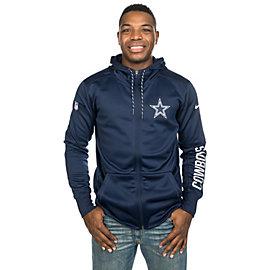 Dallas Cowboys Nike Circuit Full Zip Hoodie