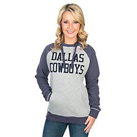 Dallas Cowboys Clifton Fleece Pullover Hoody
